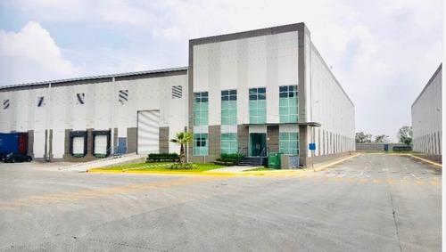 Nave Industrial En Renta, Cuautitlán, Edomex