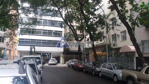 Imagem 1 de 18 de Apartamento À Venda, 3 Quartos, Leme - Rio De Janeiro/rj - 18368