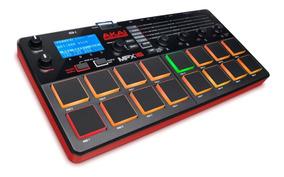 Mpx16 Controladora E Sampler Portátil Com Gravação Akai