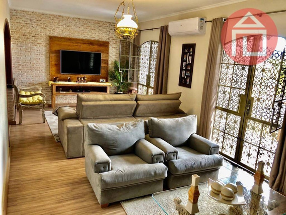 Casa Com 4 Dormitórios À Venda, 260 M² Por R$ 790.000,00 - Jardim Europa - Bragança Paulista/sp - Ca2524