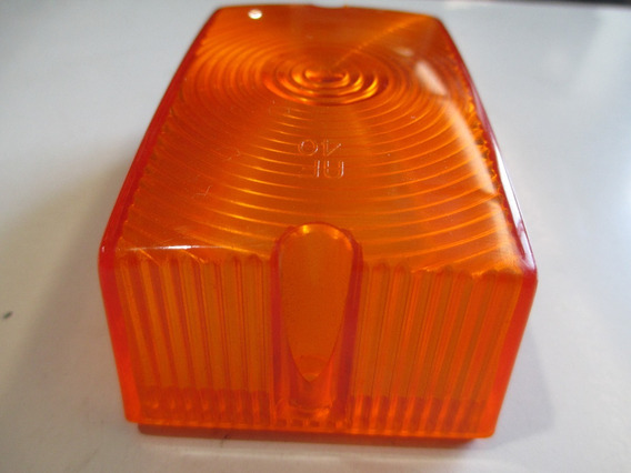 Lente Lanterna Bau Maior Amarela - Vm/cr/am (10 Unidades)