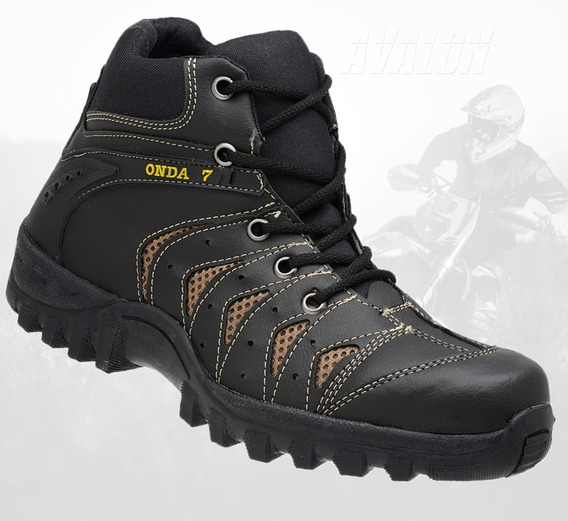 Bota Coturno Adventure Masculina Top 02
