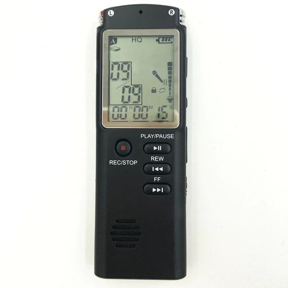 Gravador Voz Profissional Digital Ditafone Auditivo 50%off