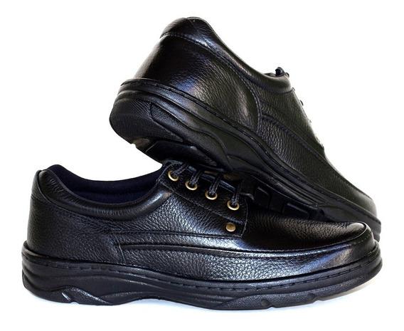 Sapato Ortopedico Diabetico Barato Confort Anti Estress Luxo