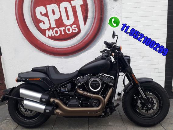 Harley-davidson Softail Fat Bob 107 - 2019/2019