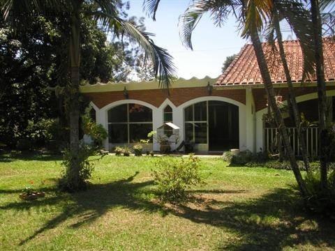 Chácara Residencial À Venda, Jardim Amanda, Campinas - Ch0072. - Ch0072