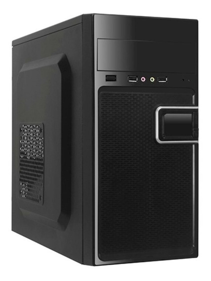 Micro Computador Quad Core 3.2 Ghz 4gb 500gb - Windows 10