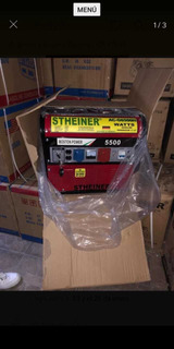 Generador 6500 Watt Stheiner