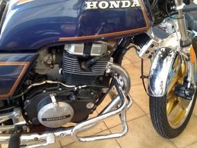 Honda Cb450 Custom - Bx Km