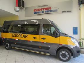 Renault Master Escolar L3h2 Cinza Escuro