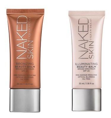 Urban Decay Naked Skin Bb Cream Kit Bronzer & Iluminador