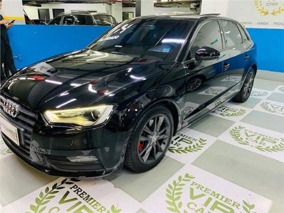 Audi A3 1.8 Tfsi Sportback Ambition 16v Gasolina 4p Automáti