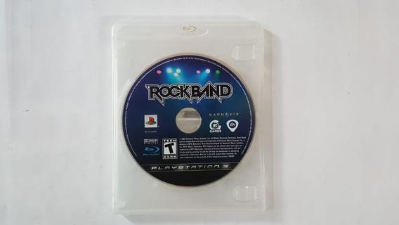 Jogo Rock Band - Ps3 - Original - Sem Encarte