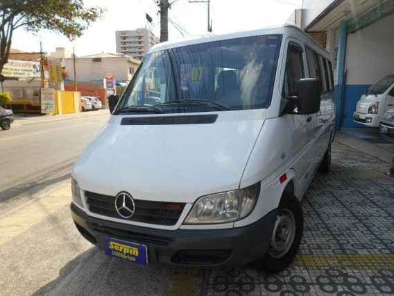 Mercedes-benz Sprinter 313 Street Luxo 3550 2.2 Cdi, Duo0517