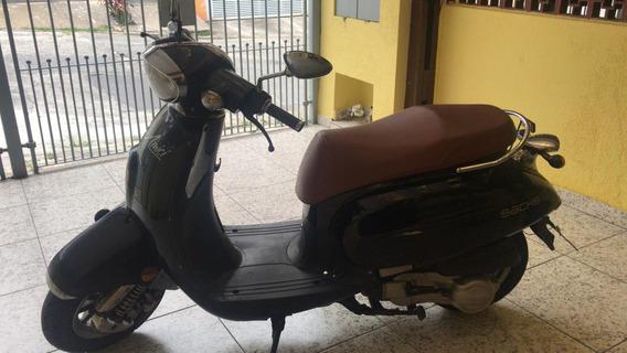 Moto Fym 125