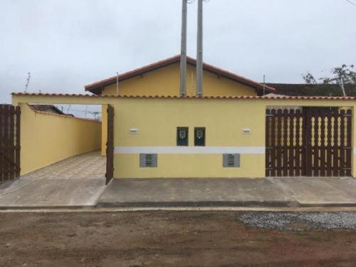 Excelente Casa Lado Praia No Tupy Em Itanhaém - 4779   Npc