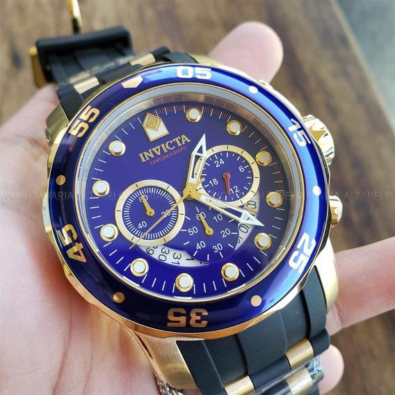 Relógio Masculino Invicta Pro Diver 6983 Cronógrafo