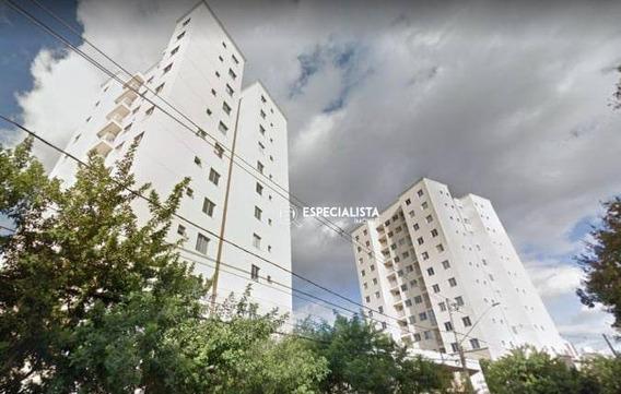 Apartamento Com 2 Dormitórios À Venda, 49 M² Por R$ 220.000 - Santa Branca - Belo Horizonte/mg - Ap0080