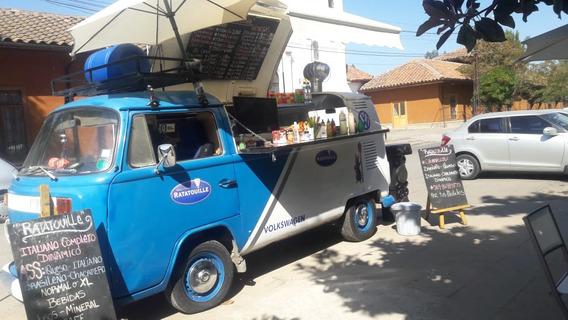 Volkswagen Food Truck 1989