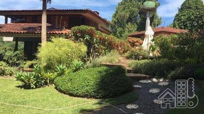 Casa Residencial À Venda, Vila Progresso, Niterói. - Ca0257