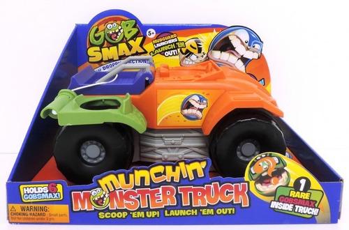 Gobsmax Munchin Camion Monstruo Orig Tv Jlt 150010 La Torre