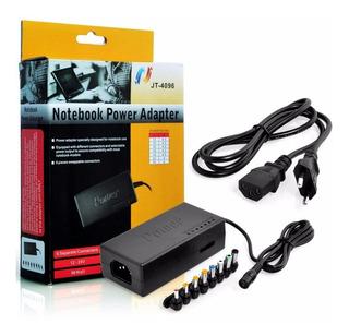 Cargador Notebook Netbook 120w Rapido !! Fuente Notebook 60w 65w 70w 75w 85w 90w 95w Multi Punta Multi Marca