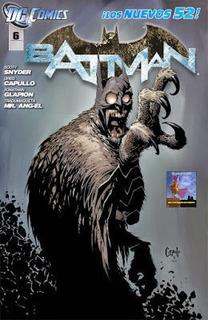 Batman : La Corte De Los Búhos Cómics Digital Español