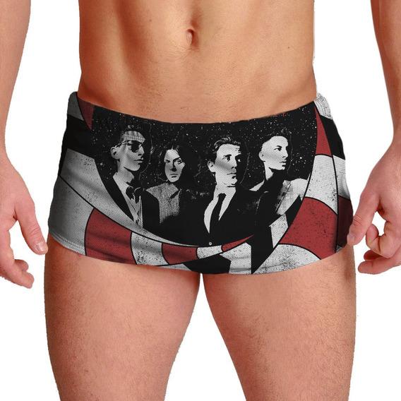 Sunga Praia Arctic Monkeys Música Banda Rock Indie Music