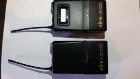 2 Transmissor Mipro Act 707 02 Bodypack Freq. 8a