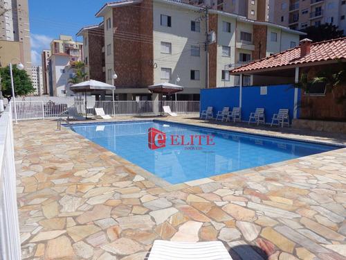 Apartamento Com 2 Dormitórios À Venda, 56 M² Por R$ 250.000,00 - Parque Industrial - São José Dos Campos/sp - Ap3045