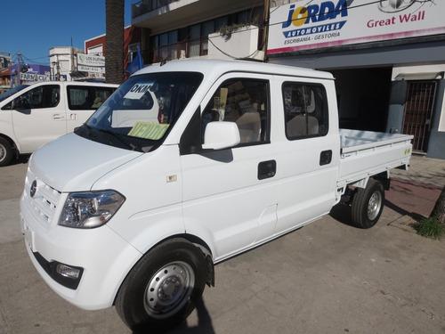 Dfsk Doble Cabina 0km Serie C32 1.5 Con Direccion Y Aire