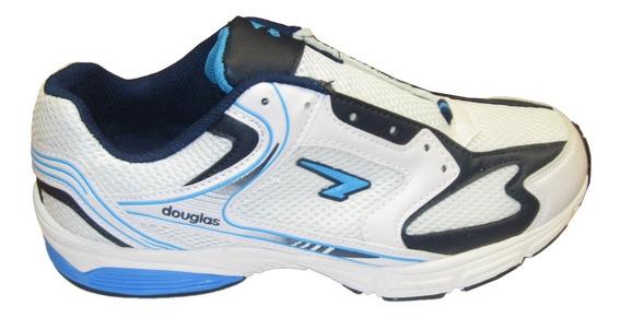 Zapatillas Douglas Running Art 38 Del 35 Al 45 Promo !!