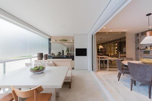 Apartamento Residencial À Venda, Vila Anastácio, São Paulo. - 9466
