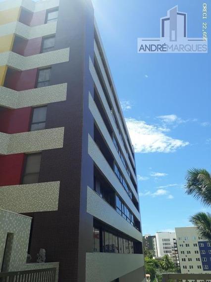 Apartamento Para Venda Em Salvador, Rio Vermelho, 4 Dormitórios, 3 Suítes, 3 Banheiros, 3 Vagas - F218