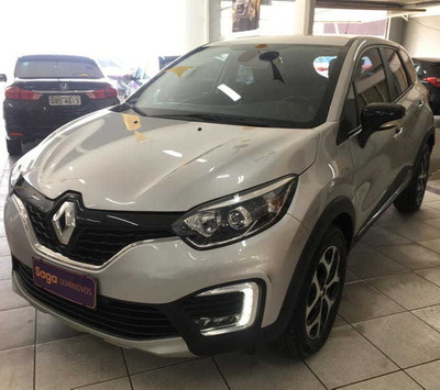 Renault Captur 2.0 16v Flex Intense Automatico