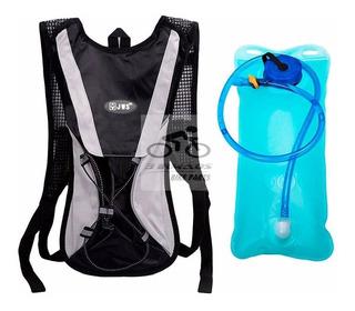 Mochila De Hidratação Bike 2l Jws Termica C/nf M1
