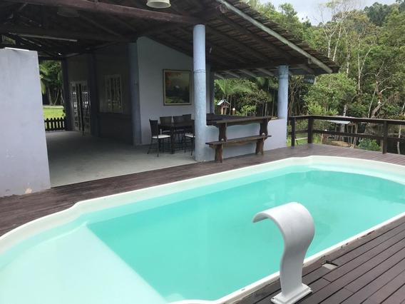 Chácara Em Rio Do Meio, Camboriú/sc De 5600m² 1 Quartos À Venda Por R$ 420.000,00 - Ch291556