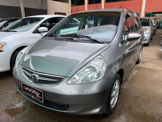 Honda Fit Ex 1.5 16v Flex Mec.