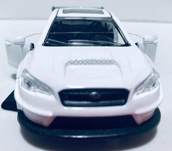 Miniatura Velozes E Furiosos Subaru Escala 1/32