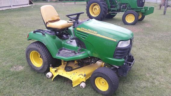 Tractor De Jardín X495, Año 2003