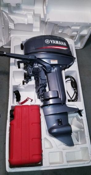 Yamaha 25 Hp 2015 Igual Okm