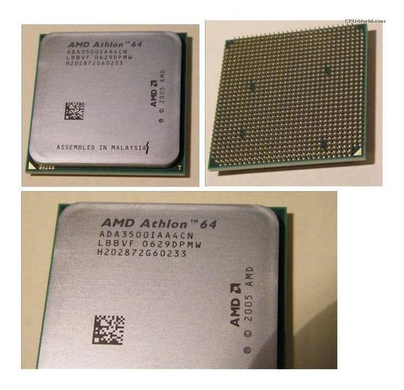 Proces. 3500+ Amd Athlon 64 2.2ghz Socket Am2 Envio T.brasil