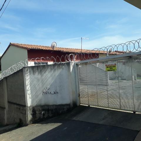 Casa Geminada, 2 Quartos, Em Condomínio, Bairro Jardim Das Rosas - 3271