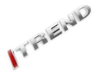 Emblema I-trend Gol Fox Voyage Original Volkswagen