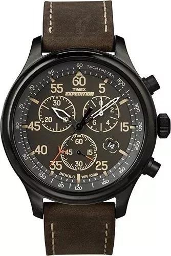 a23d7cc8e076 Reloj Timex Expedition Indiglo - Relojes Timex de Hombres en Mercado ...