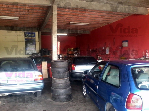 Imagem 1 de 2 de Salão Comercial Em Parque Jandaia  -  Carapicuíba - 31850