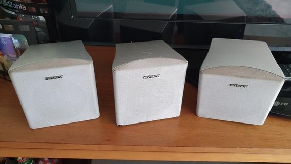 Caixas De Som Home Theater Sony Ss-msp66....abaixou!!!