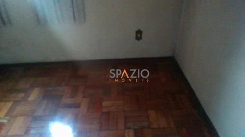 Imagem 1 de 8 de Casa Residencial Para Locação, Centro, Rio Claro. - Ca0153