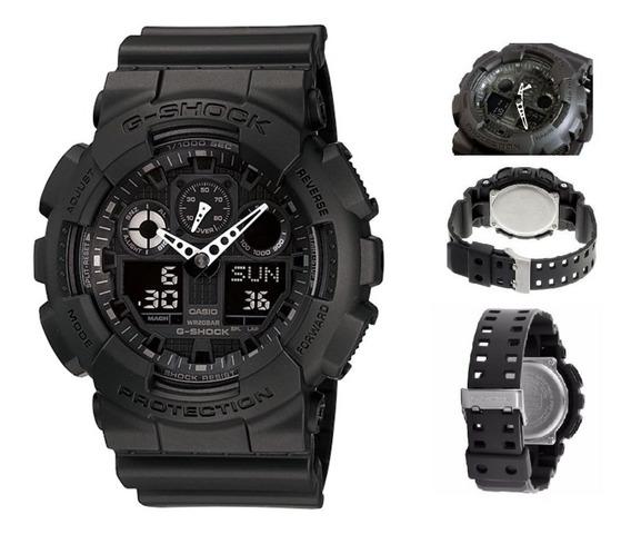 Relógio Casio G-shock Ga100 Ga-100 100% Original!!!!!!!!!!!!