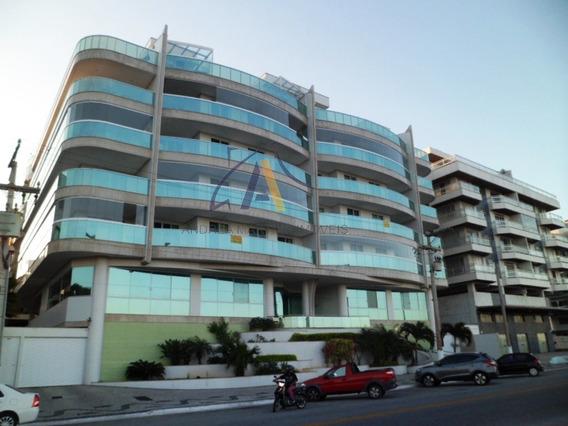 Apartamento A Venda No Bairro Algodoal Em Cabo Frio - Rj. - Ap4009-1
